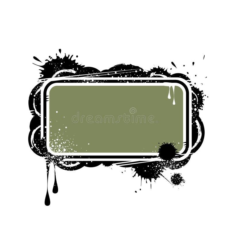 Het element van het ontwerp, illustratie vector illustratie