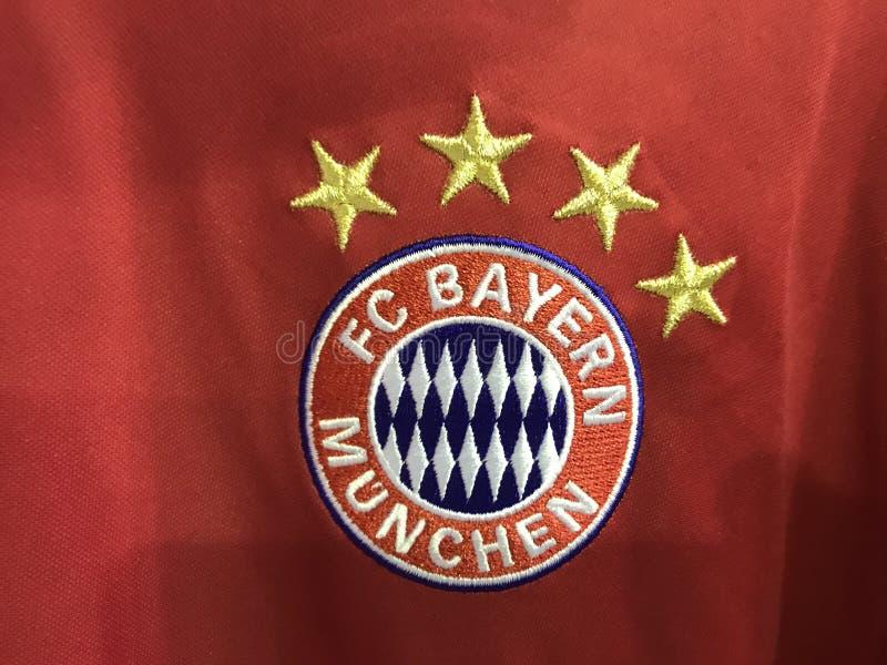 Het embleem van Beieren Muenchen stock fotografie