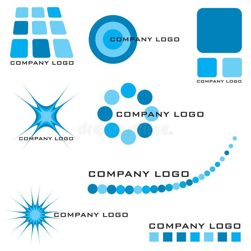 Het embleem van het bedrijf