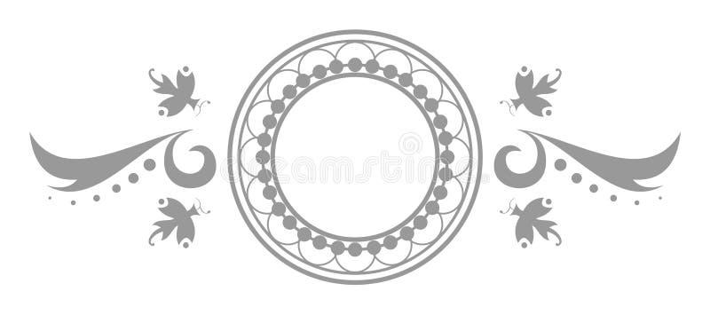 Het Embleem van het Embleem van de kunst stock illustratie