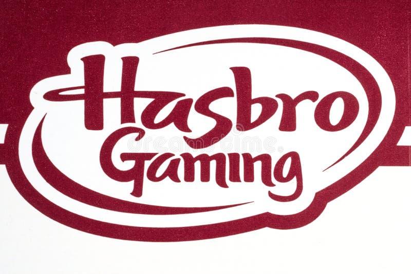 Het Embleem van het Hasbrogokken stock foto