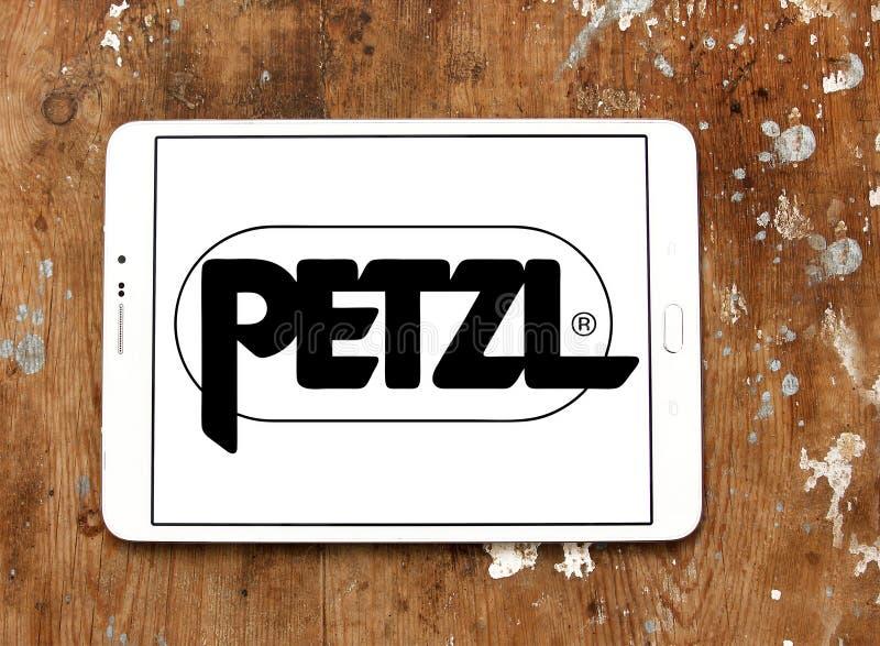 Het embleem van het Petzlbedrijf stock fotografie