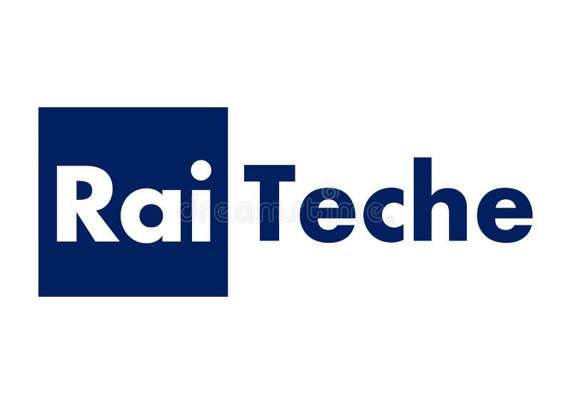Het Embleem van Raiteche stock illustratie