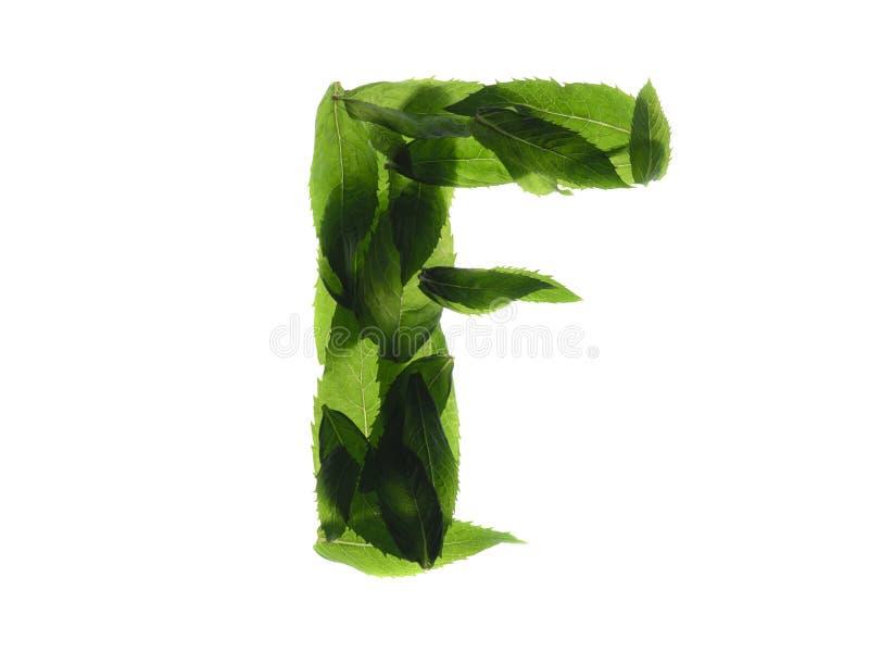 Het Engelse die alfabet van een munt wordt gemaakt gaat op witte achtergrond geïsoleerd weg stock illustratie