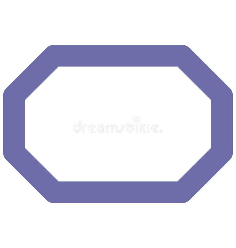 Het etiket isoleerde Vectorpictogram dat gemakkelijk gewijzigd of Etiket Geïsoleerd Vectorpictogram uitgeven dat gemakkelijk gewi vector illustratie
