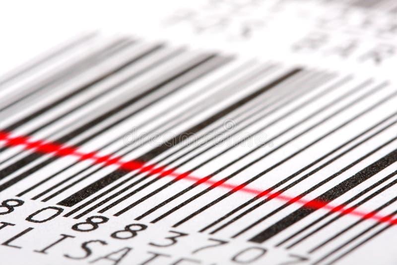 Het etiket van de streepjescode. royalty-vrije stock fotografie