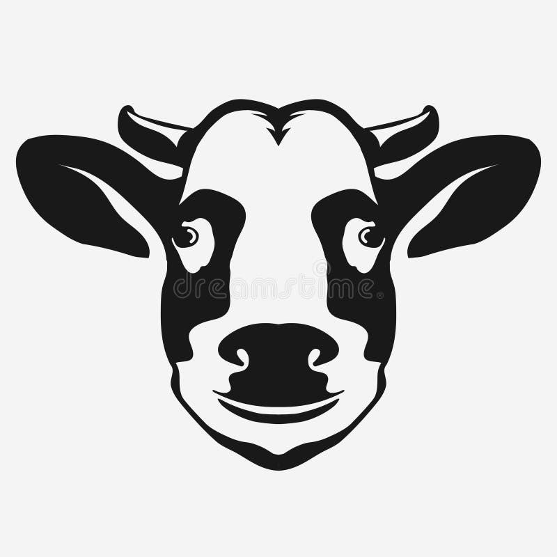 Het etiket van het de premierundvlees van het slagerijteken stock illustratie