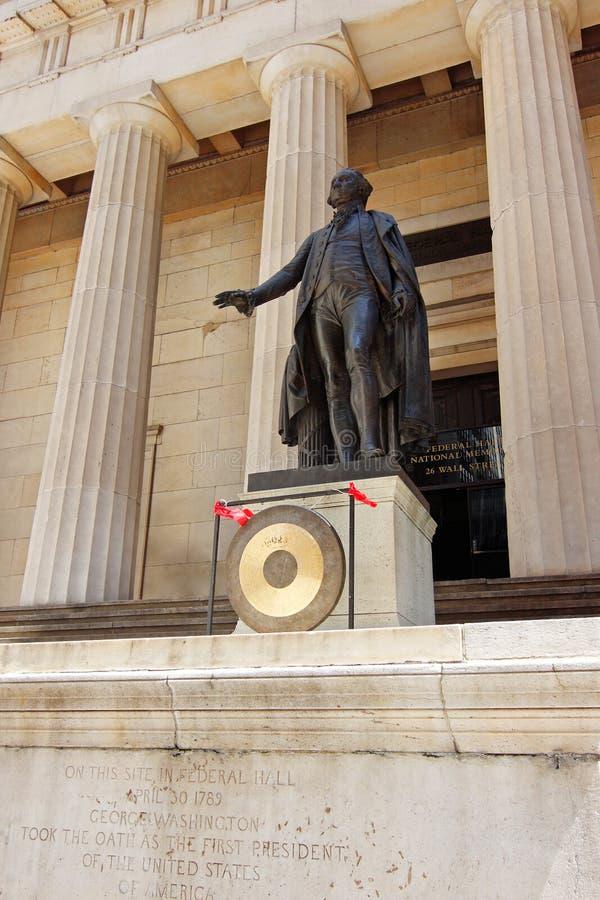 Het federale Nationale Gedenkteken van de Zaal stock fotografie