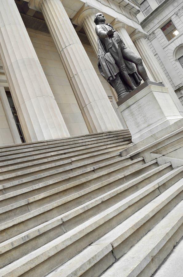 Het federale Nationale Gedenkteken van de Zaal royalty-vrije stock fotografie