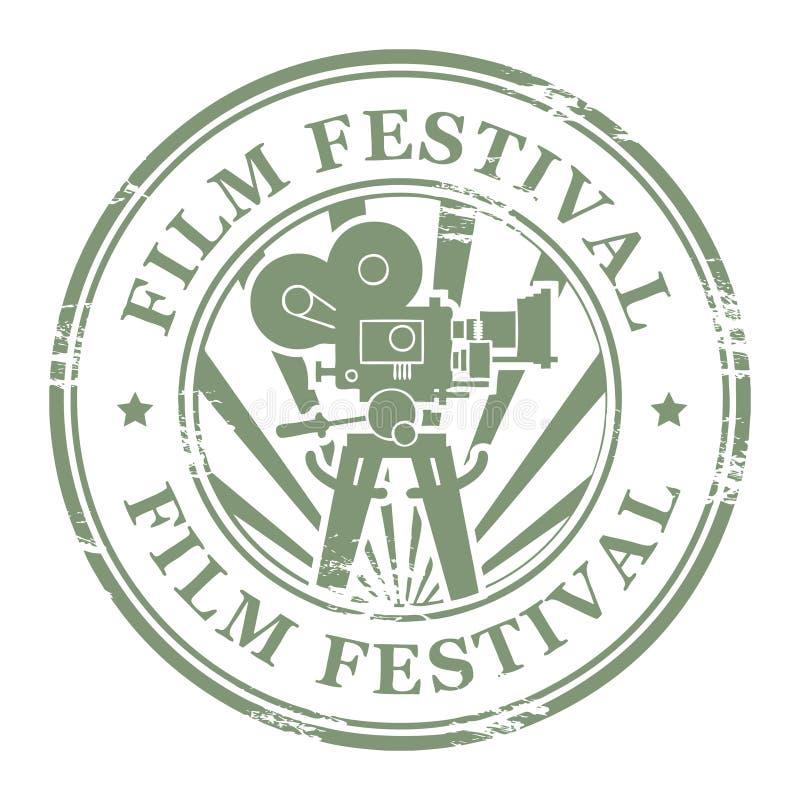 Het Festival van de film vector illustratie