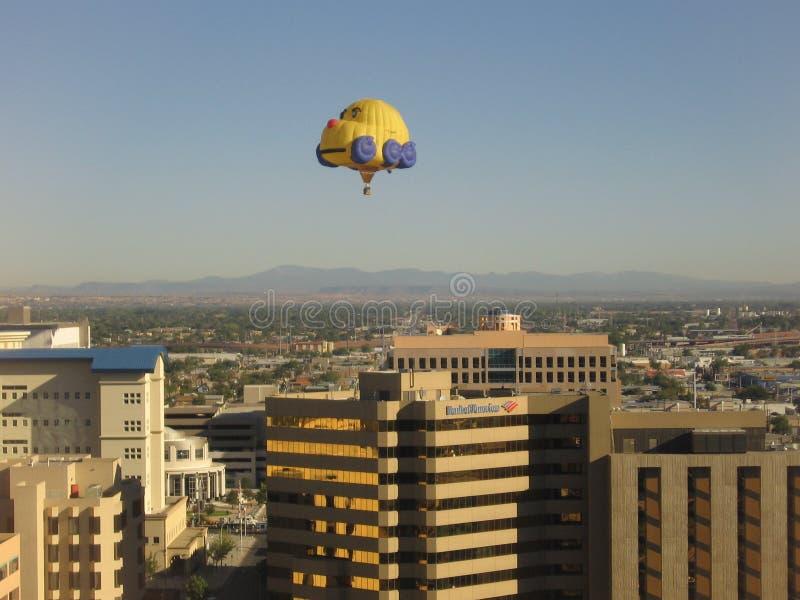 Het festival van de de hete Luchtballon van Albuquerque New Mexico royalty-vrije stock afbeeldingen
