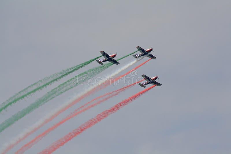 Het festival van de lucht. stock afbeeldingen