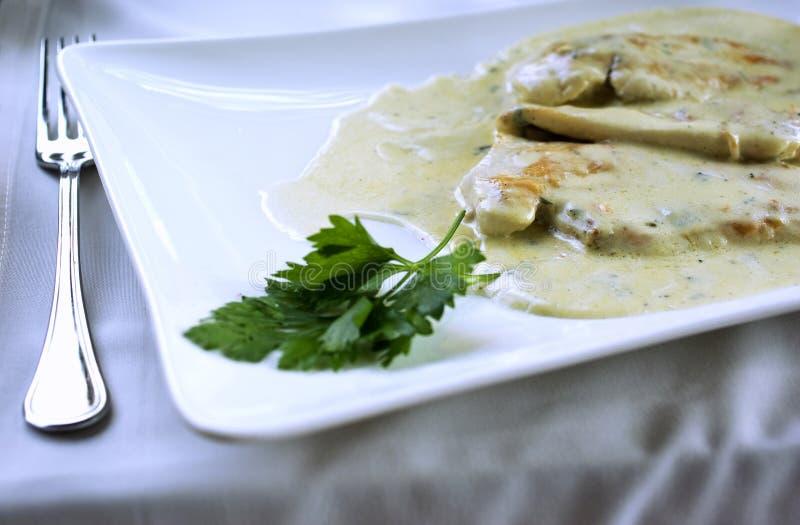 Het fijne dineren stock foto's