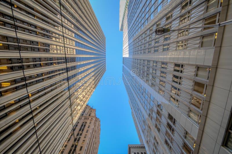Het financiële district van San Francisco royalty-vrije stock afbeeldingen