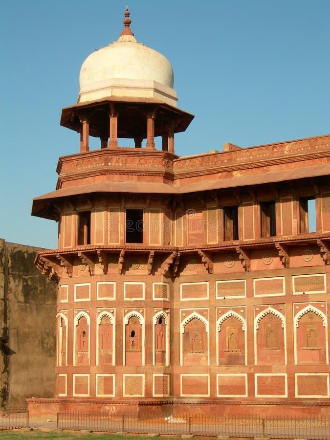 Het Fort van Agra royalty-vrije stock afbeelding