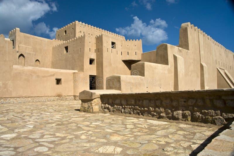 Het Fort van Barka, Oman royalty-vrije stock afbeeldingen