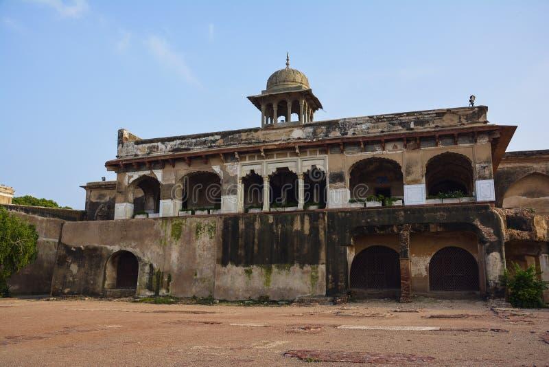 Het Fort van Daulat khana-e-Khas-o-Aam Lahore royalty-vrije stock fotografie