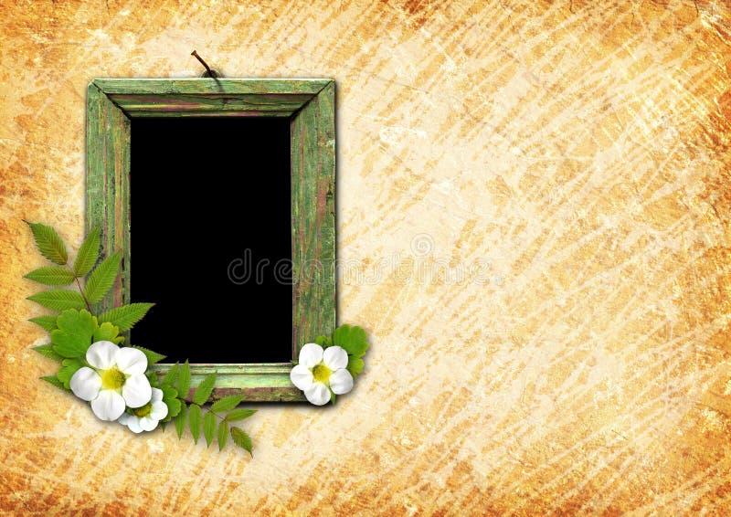 Het Frame van de foto vector illustratie
