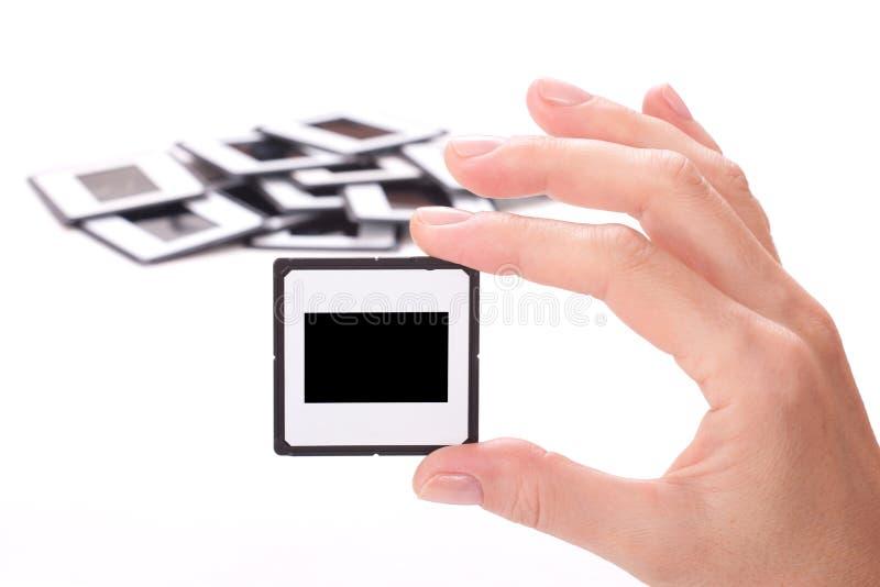 Het frame van de foto stock afbeeldingen
