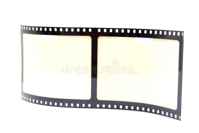 Het Frame van de Strook van de film stock illustratie