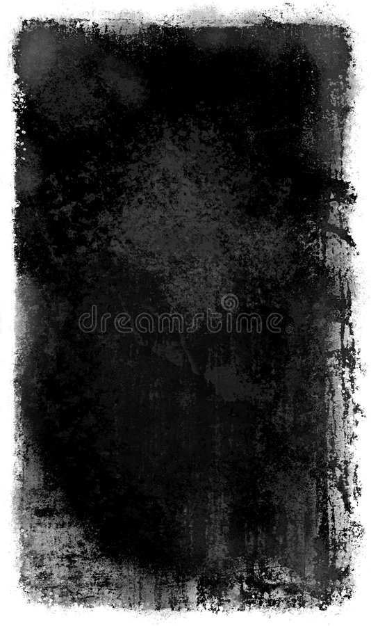 Het Frame van Grunge (08) royalty-vrije stock fotografie