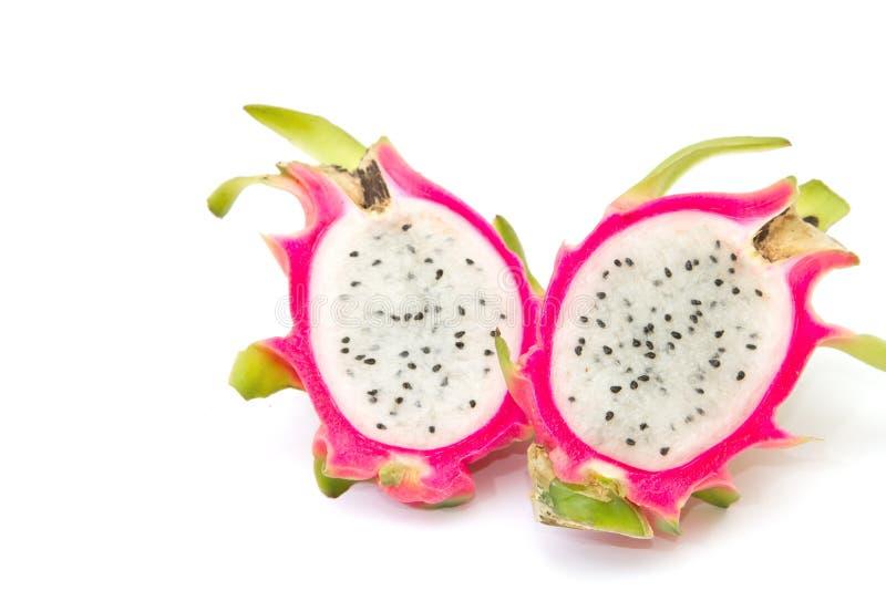 Het Fruit van de draak, fruit Pitaya stock fotografie