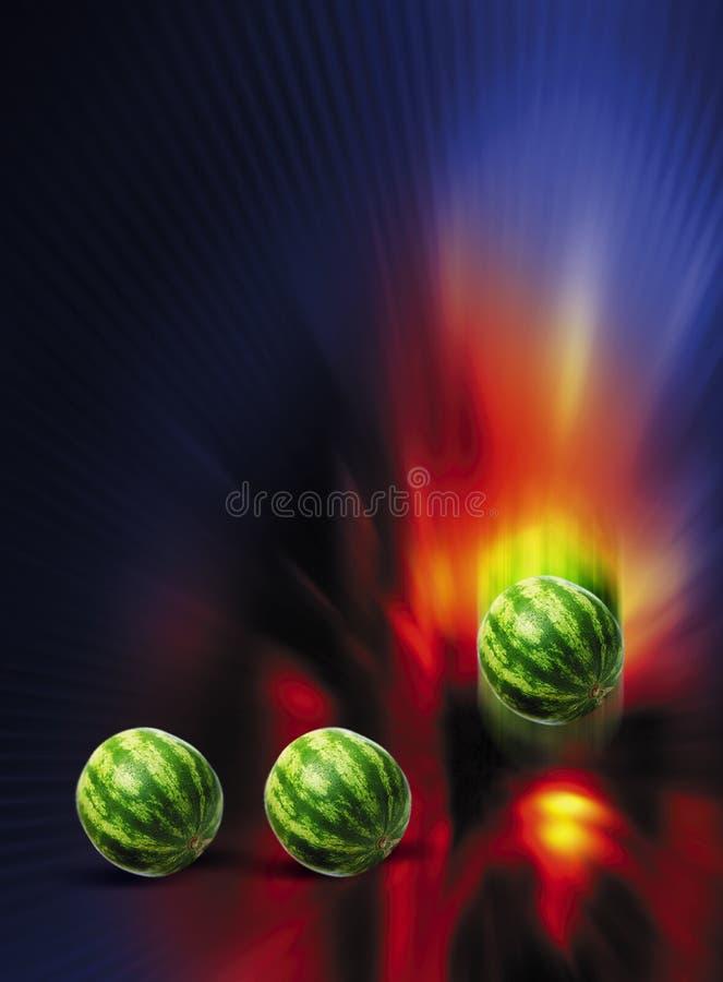 Het fruit van de gokautomaat stock fotografie