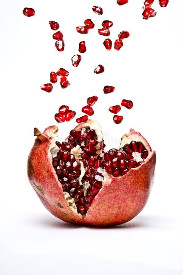 Het fruit van de granaatappel royalty-vrije stock foto