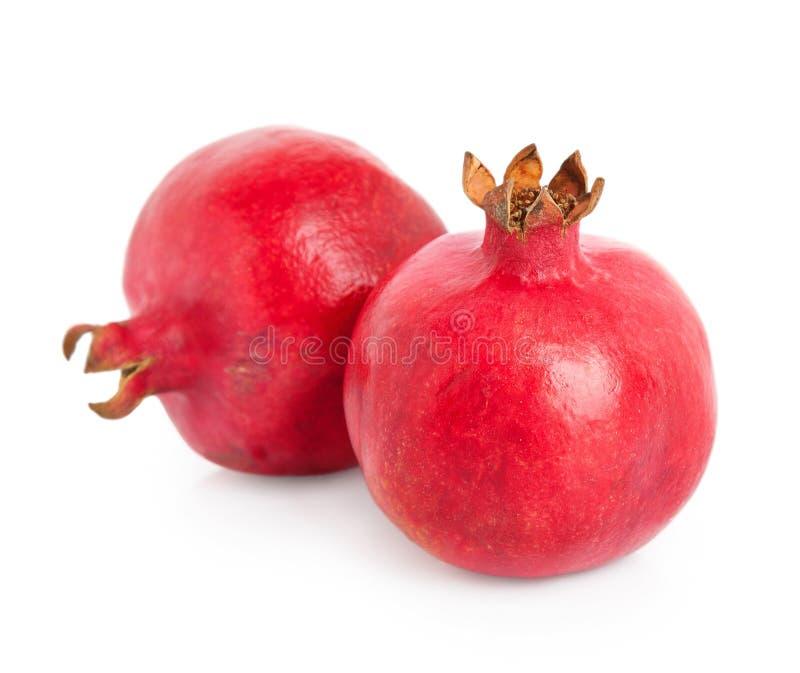 Het fruit van de granaatappel royalty-vrije stock afbeeldingen