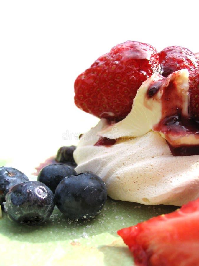 Het Fruit van de zomer royalty-vrije stock afbeelding