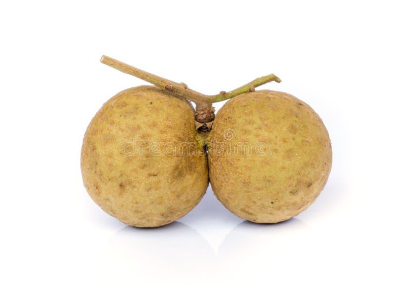 Het fruit van Longan stock foto