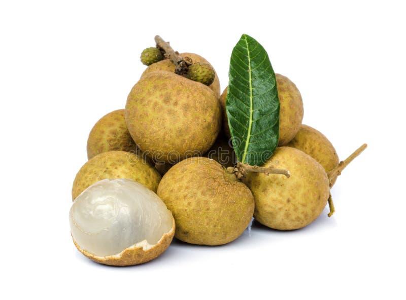 Het fruit van Longan royalty-vrije stock foto
