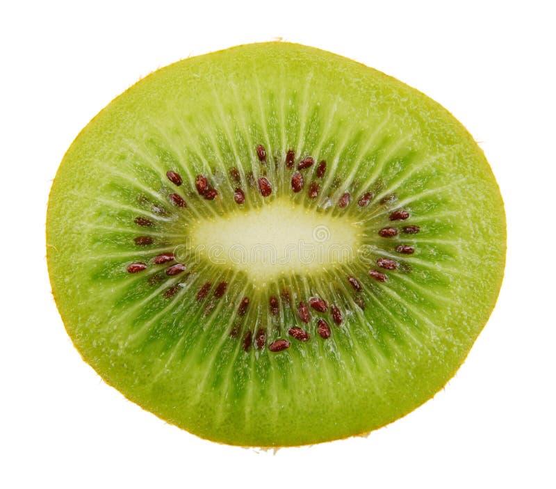 Het fruitplak van de kiwi royalty-vrije stock afbeeldingen