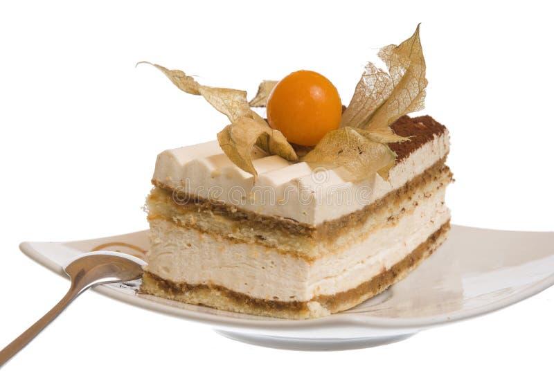 Het gebakje royalty-vrije stock foto