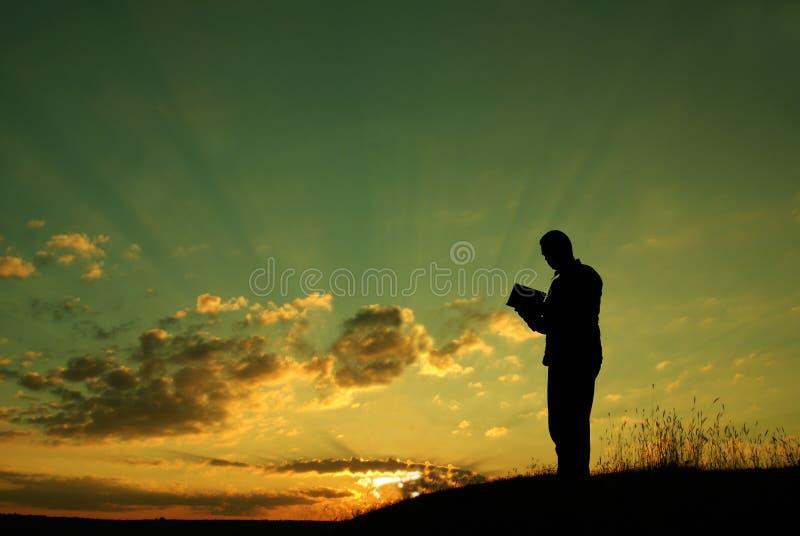 Het gebed royalty-vrije stock afbeeldingen