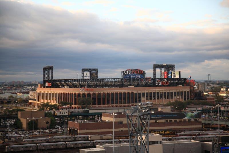 Het Gebied van Citi - New York Mets royalty-vrije stock foto