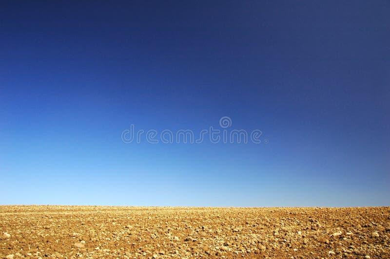 Het gebied van de grond stock afbeeldingen