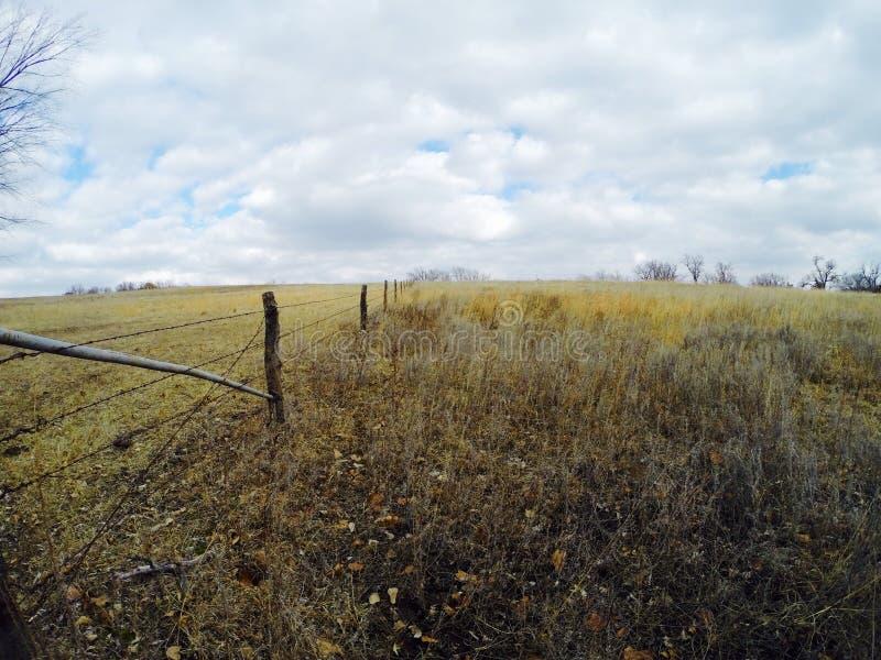 Het gebied van de provincie royalty-vrije stock fotografie