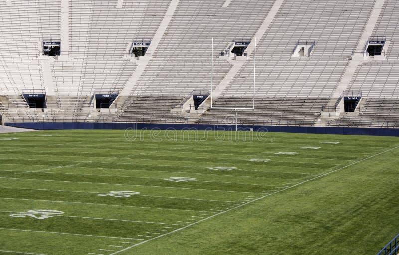 Het gebied van het Stadion van Footbal royalty-vrije stock fotografie