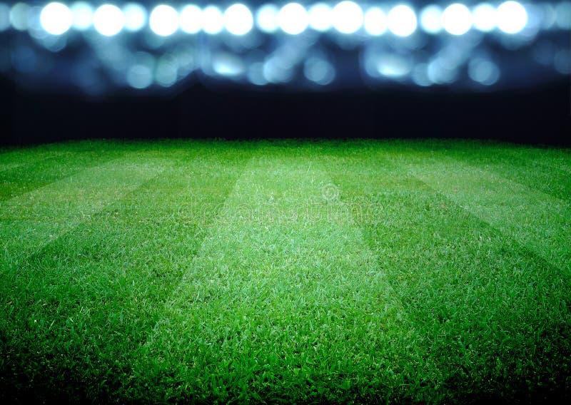 Het gebied van het voetbal
