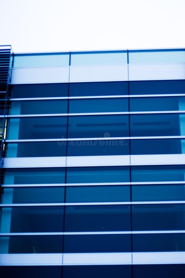 Het gebouw stock foto