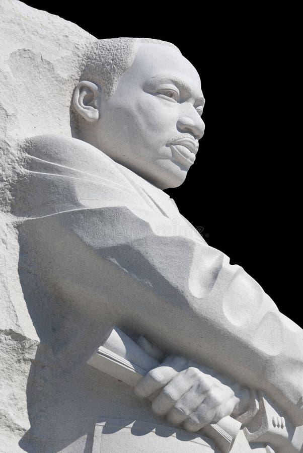 Het Gedenkteken van Jr. van Martin Luther King stock foto
