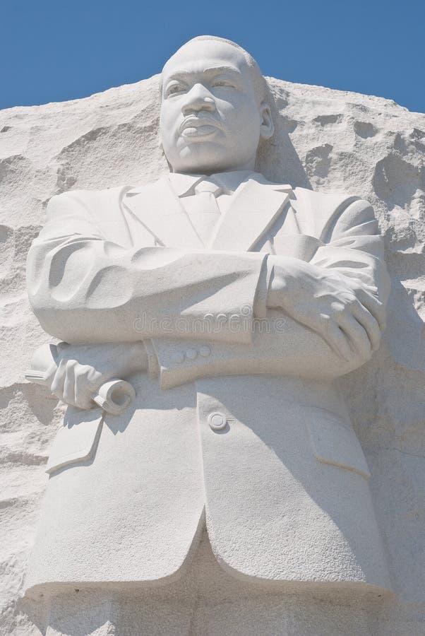 Het Gedenkteken van Martin Luther King royalty-vrije stock foto's