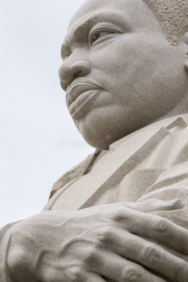 Het Gedenkteken van Martin Luther King in Washington DC royalty-vrije stock afbeeldingen