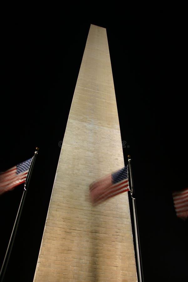 Het gedenkteken van Washington stock foto