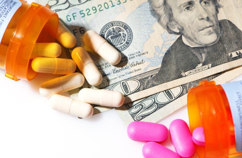 Download Het Geld van de drug stock foto. Afbeelding bestaande uit geld - 10783576