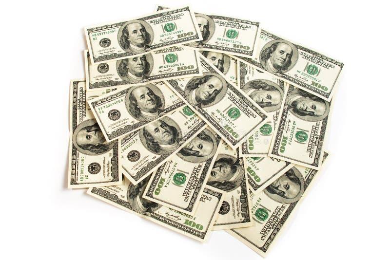 Het Geld van de overvloed stock afbeelding