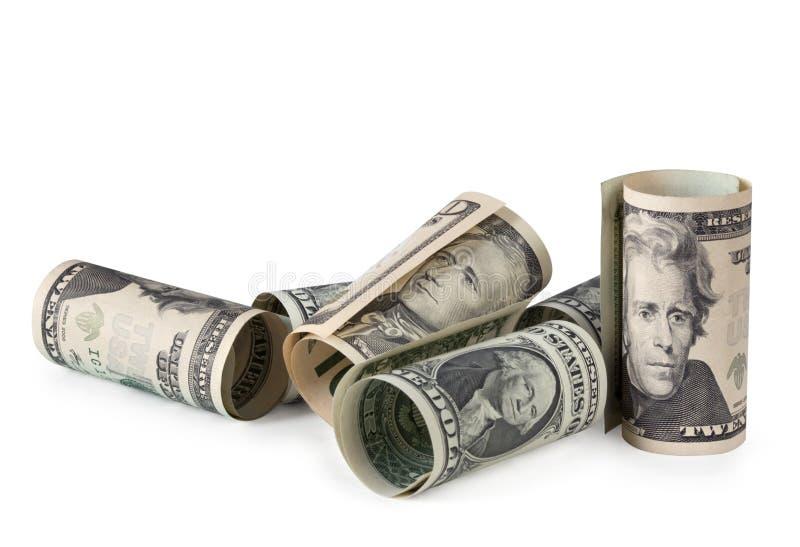 Het Geld van de V.S. royalty-vrije stock afbeelding