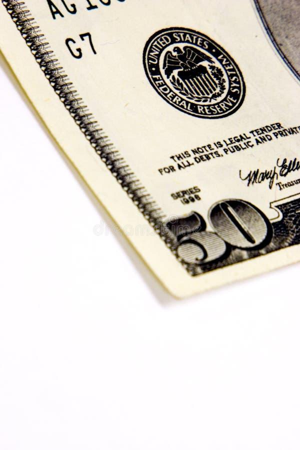 Het geld van het contante geld royalty-vrije stock fotografie