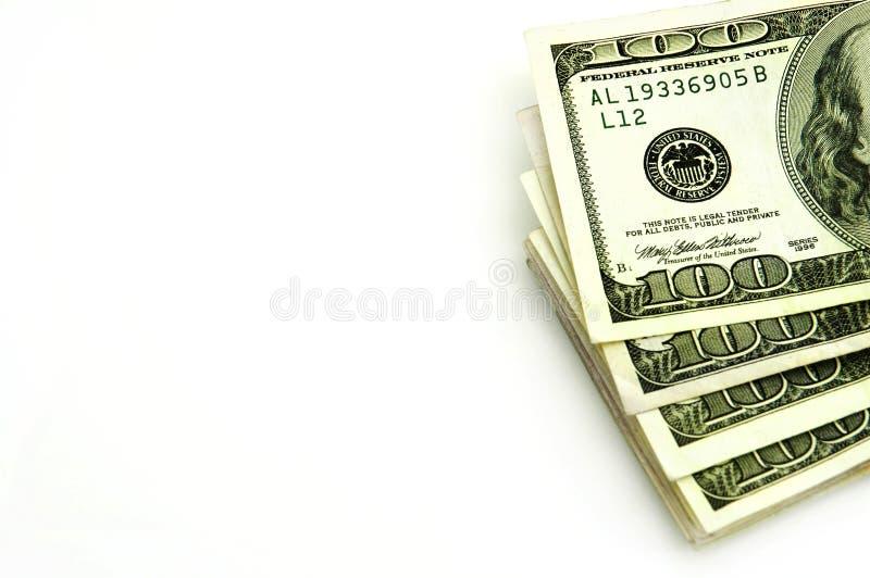 Het Geld van het contante geld royalty-vrije stock foto
